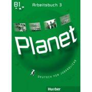 Planet 3 Arbeitsbuch Deutsch fur Jugendliche - Gabriele Kopp, Siegfried Buttner, Josef Alberti