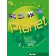 Planet 3 Kursbuch Deutsch fur Jugendliche - Gabriele Kopp, Siegfried Büttner, Josef Alberti