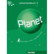 Planet 3 Lehrerhandbuch Deutsch fur Jugendliche - Siegfried Buttner, Gabriele Kopp, Josef Alberti
