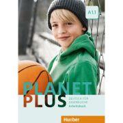 Planet Plus A1. 1 Arbeitsbuch Deutsch fur Jugendliche - Gabriele Kopp, Josef Alberti, Siegfried Buttner