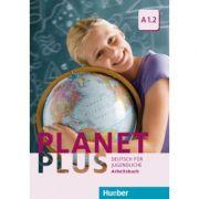 Planet Plus A1. 2 Arbeitsbuch Deutsch fur Jugendliche - Gabriele Kopp, Josef Alberti, Siegfried Buttner