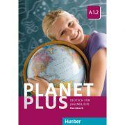 Planet Plus A1. 2 Kursbuch Deutsch fur Jugendliche - Gabriele Kopp, Josef Alberti, Siegfried Buttner