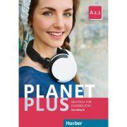 Planet Plus A2. 2 Kursbuch Deutsch fur Jugendliche - Gabriele Kopp