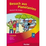 """Planetino 1 Leseheft """"Besuch aus Planetanien"""" - Gabriele Kopp"""