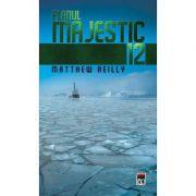 Planul Majestic 12 (editie de buzunar) - Matthew Reilly