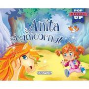 Pop-up Anita si unicornul