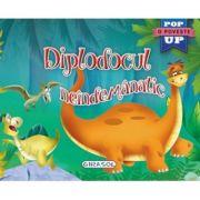 Pop-up Diplodocul neindemanatic