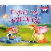 Pop-up Prietenii mei, unicornii