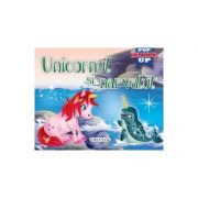 Pop-up Unicornul si narvalul