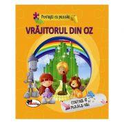 Povesti cu puzzle. Vrajitorul din Oz