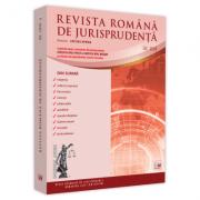 Revista romana de jurisprudenta nr. 6/2020 - Evelina Oprina