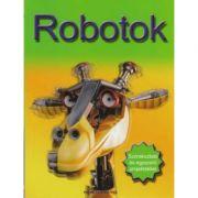Robotok. Szorakoztato es egyszeru projektekkel