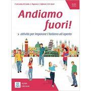 Andiamo fuori! (libro)/Sa mergem afara! (carte) - Michela Guida, Chiara Pegoraro, Emanuele Stefanori