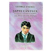 Sapte cantece pe versuri de C. Marot - George Enescu