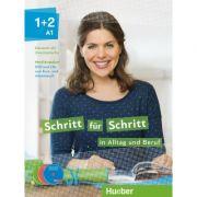 Schritt fur Schritt in Alltag und Beruf 1+2 Medienpaket - Daniela Niebisch
