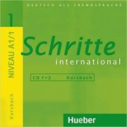 Schritte international 1, 2 CDs zum Kursbuch - Daniela Niebisch