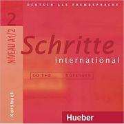 Schritte international 2, 2 CDs zum Kursbuch - Daniela Niebisch