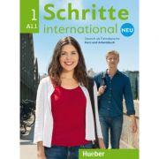 Schritte international Neu 1 Kursbuch + Arbeitsbuch + CD zum Arbeitsbuch - Daniela Niebisch