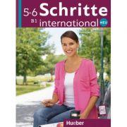 Schritte international Neu 5+6 Kursbuch - Silke Hilpert