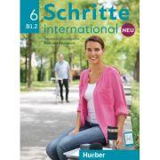 Schritte international Neu 6 Kursbuch+Arbeitsbuch+CD zum Arbeitsbuch Deutsch als Fremdsprache - Silke Hilpert