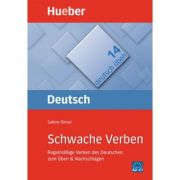 Schwache Verben Buch Regelmassige Verben des Deutschen zum Uben & Nachschlagen - Sabine Dinsel