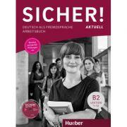 Sicher! aktuell B2 Arbeitsbuch mit mp3-CD - Michaela Perlmann-Balme