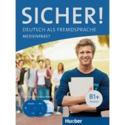 Sicher! B1+ Medienpaket 2 Audio-CDs und DVD zum Kursbuch - Michaela Perlmann-Balme