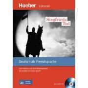 Siegfrieds Tod Leseheft mit Audio-CD nach Motiven aus dem Nibelungenlied frei erzahlt - Franz Specht