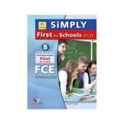 Simply Cambridge English First FCE for Schools 8 Practice Tests 2015 Format Teacher's book - Andrew Betsis, Lawrence Mamas