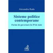 Sisteme politice contemporane - Alexandru Radu