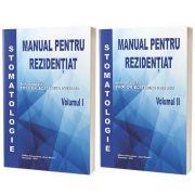 Stomatologie, manual pentru rezidentiat, volumele I si II - Ecaterina Ionescu