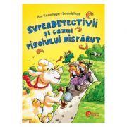 Superdetectivii si cazul pisoiului disparut - Ann-Katrin Heger, Dominik Rupp