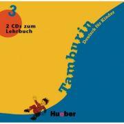 Tamburin 3 2 Audio-CDs zum Lehrbuch Deutsch fur Kinder - Josef Alberti, Siegfried Buttner, Gabriele Kopp