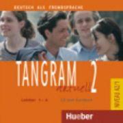 Tangram aktuell 2, Lektion 1-4, CD zum Kursbuch - Rosa-Maria Dallapiazza