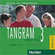 Tangram aktuell 3, Lektion 5-8, CD zum Kursbuch - Rosa-Maria Dallapiazza