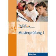 TestDaF Musterprufung 1 Heft mit Audio-CD Test Deutsch als Fremdsprache
