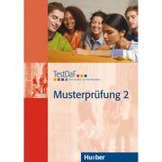 TestDaF Musterprufung 2 Heft mit Audio-CD Test Deutsch als Fremdsprache