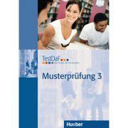 TestDaF Musterprufung 3 Heft mit Audio-CD Test Deutsch als Fremdsprache