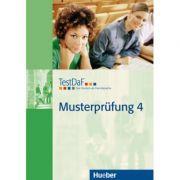TestDaF Musterprüfung 4, Heft mit CD