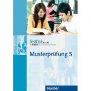 TestDaF Musterprufung 5 Heft mit Audio-CD Test Deutsch als Fremdsprache