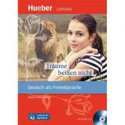 Traume beissen nicht + CD - Marion Schwenninger
