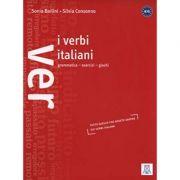 I verbi italiani (libro)/Verbele italiene (carte) - Silvia Consonno, Sonia Bailini
