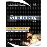 Vocabulary Files A2 Teacher's book - Andrew Betsis, Lawrence Mamas