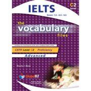 Vocabulary Files C2 IELTS Teacher's book - Andrew Betsis Lawrence Mamas