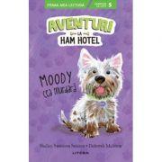 Aventuri la Ham Hotel. Moody cea murdara - Shelley Swanson Sateren