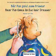 Bar Flo Friseur, Deutsch-Englisch