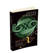 Bucuria lui X. O incursiune in lumea matematicii, de la unu la infinit - Steven Strogatz