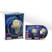 Calatorii geografice Geografie pentru clasa a IV-a. Contine un CD cu soft educational