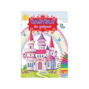Castele de colorat