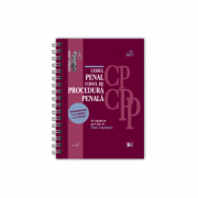 Codul penal si Codul de procedura penala mai 2021 - editie spiralata - Prof. univ. dr. Dan Lupascu